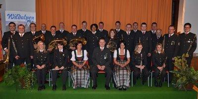 Musikkapelle Wildalpen 2013