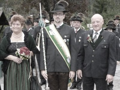 Goldene Hochzeit - EObm. Baumann
