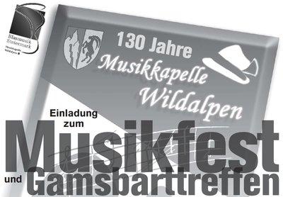 130 Jahre MK Wildalpen