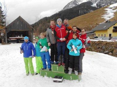 Bezirksmusikschirennen 2016