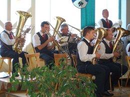 130 Jahre Freiwilliger Feuerwehr - Musikverein Großreifling