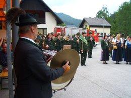 Gamsbarttreffen & Musikfest in Wildalpen 2007