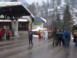 Faschingsumzug in Wildalpen 2006