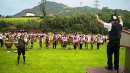 63. Bezirksmusikfest in Aigen/Ennstal