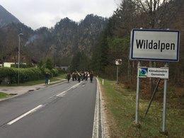 Osterweckruf in Wildalpen 2017