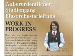 Interview über Studiengang