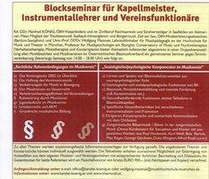 Blockseminar Recht & Psychologie in Admont